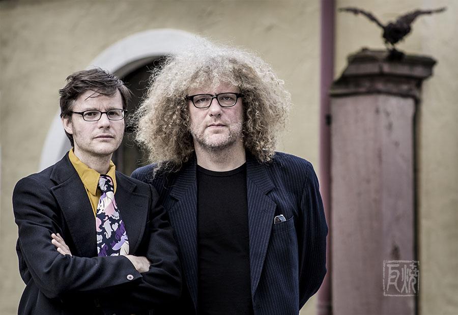 Lömsch Lehmann und Dr. Michael Beutelspacher